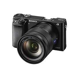 Sony Alpha A6000 + 16-70/4,0 ZA OSS