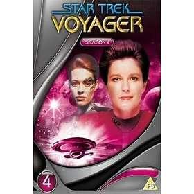 Star Trek: Voyager - Säsong 3 (Re-pack)
