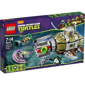 LEGO Teenage Mutant Ninja Turtles 79121 Turtle Sub Undersea Chase