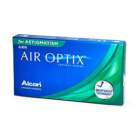 Alcon Air Optix for Astigmatism (6-pakning)