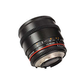 Samyang 85/1.5 AS IF UMC VDSLR for Olympus/Panasonic m4/3