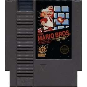 Super Mario Bros. (USA) (NES)