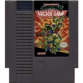 Teenage Mutant Ninja Turtles II: The Arcade Game (USA) (NES)