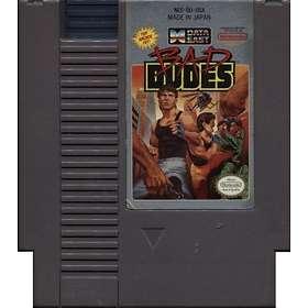 Bad Dudes (USA) (NES)
