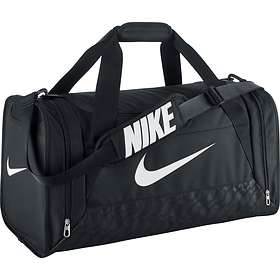 12bc2db5d8e5 Find the best price on Nike Brasilia 6 Duffle Bag M