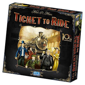 Ticket to Ride (10th Anniversary Edition)