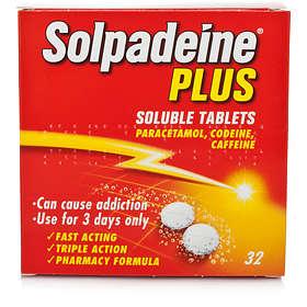 Omega Pharma Solpadeine Plus Soluble 32 Tablets
