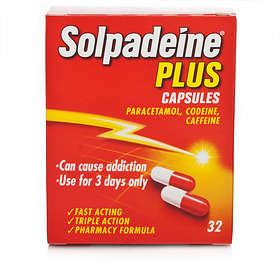 Omega Pharma Solpadeine Plus 32 Capsules