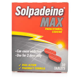 Omega Pharma Solpadeine Max 30 Tablets