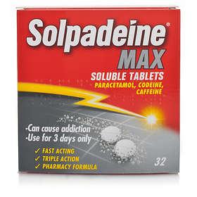 Omega Pharma Solpadeine Max Soluble 32 Tablets