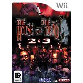 The House of the Dead 2&3 Return (Wii)