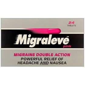McNeil Migraleve Pink 24 Tablets