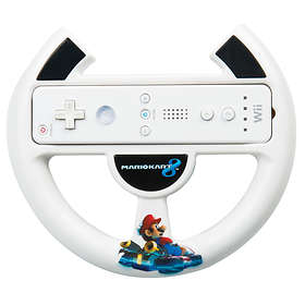 PowerA Mario Kart 8 Racing Wheel (Wii U)