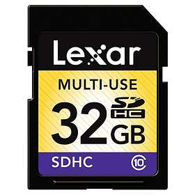 Lexar Multi-Use SDHC Class 10 32GB