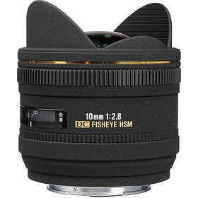 Sigma 10/2,8 EX DC HSM Fisheye for Canon