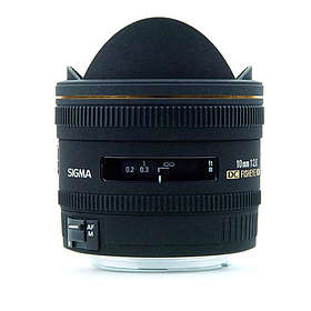 Sigma 10/2,8 EX DC HSM Fisheye for Nikon