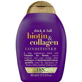 Organix Cosmetix Thick & Full Biotin & Collagen Conditioner 385ml
