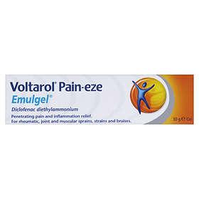 Novartis Voltarol Pain-eze Emulgel 30g