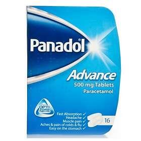 Panadol Advance 500mg 16 Tablets
