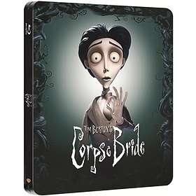 Corpse Bride - SteelBook (UK)
