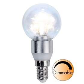 Star Trading LED Illumination Clear 250lm 2700K E14 3W (Dimbar)
