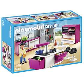 Playmobil City Life 5582 Modern Designer Kitchen
