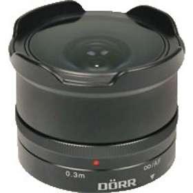 Dörr 12/7,4 Fisheye for Canon EF-M
