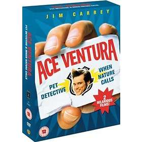 Ace Ventura: Pet Detective + Ace Ventura: When Nature Calls (UK)
