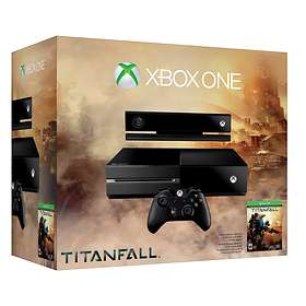 Microsoft Xbox One 500GB (incl. Kinect + Titanfall)