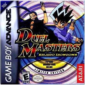 Duel Masters: Kaijudo Showdown (GBA)