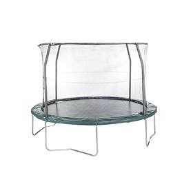 jumpking trampoline premium with enclosure 427cm