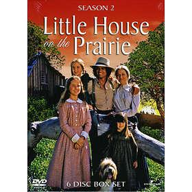 Lilla Huset På Prärien - Säsong 2