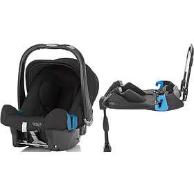 Britax BabySafe Plus SHR II (inkl. Bältad bas)