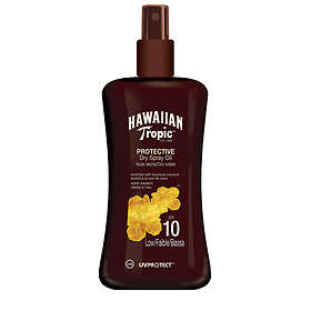 Hawaiian Tropic Protective Dry Spray Oil SPF10 200ml