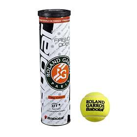 Babolat French Open Clay Court (4 baller)