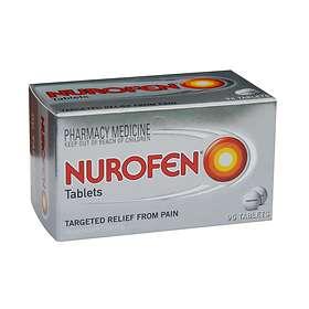 Reckitt Benckiser Nurofen 200mg 96 Tablets