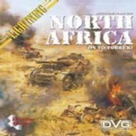 Lightning: North Africa