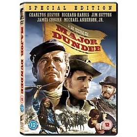 Major Dundee - Special Edition (UK)