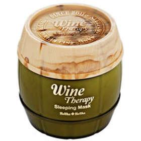 Holika Holika White Wine Wrinkle Care Therapy Mask 120ml
