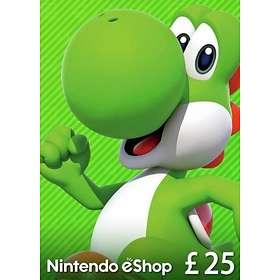 Nintendo eShop Card - 25 GBP
