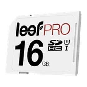 Leef Pro SDHC Class 10 UHS-I U1 16GB
