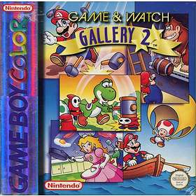 Game & Watch Gallery 2 (GBC)