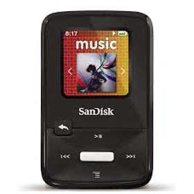 SanDisk Clip Sport 16GB