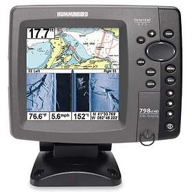 Humminbird 798cxi HD SI Combo