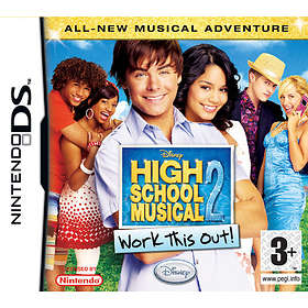 High School Musical 2: Work This Out! (DS)