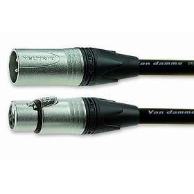 Van Damme DMX Smart Control Neutrik 2XLR - 2XLR M-F 10m