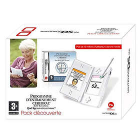 Nintendo DS Lite (+ Dr Kawashima's Brain Training)