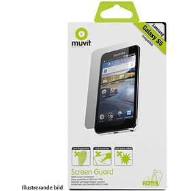 Muvit Screen Protector Matte & Glossy for Samsung Galaxy S5