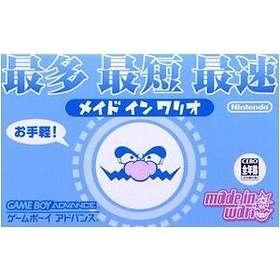 Mawaru: Made in Wario (JPN) (GBA)