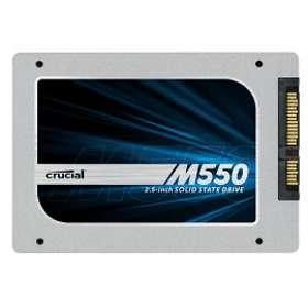 "Crucial M550 SSD 2.5"" 1TB"
